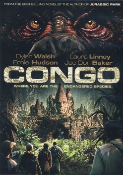 Congo leaves you wanting ... something else