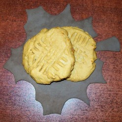 Recipe: Gluten-Free Peanut Butter Cookies