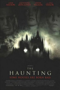 """Poster for the remake of """"The Haunting"""""""