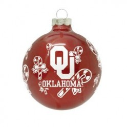 A Very Oklahoma Christmas: Oklahoma Sports Christmas Ornaments and Decorations