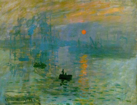 Impression Sunrise, 1872 - Claude Monet