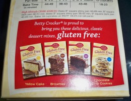 What Gluten Free Dessert Recipes Are Just Waiting To Be Developed?