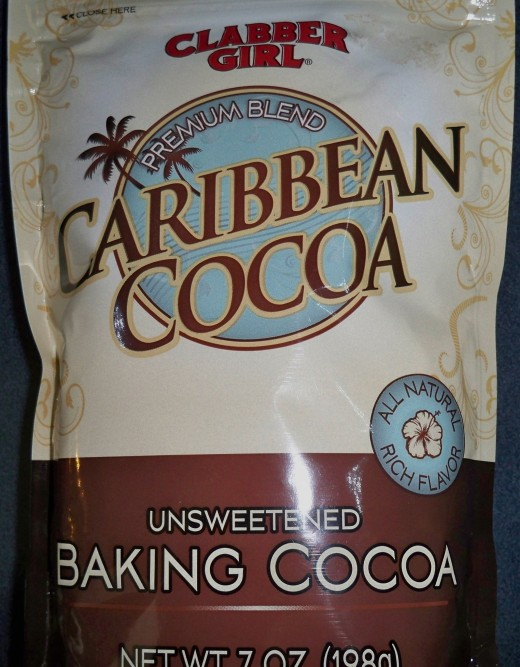 Baking Cocoa For Baking Gluten Free Brownies.