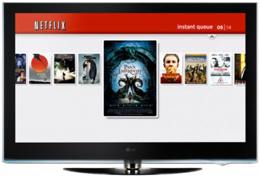 Netflix Streaming to Your TV - A Whole New World for Me...  photo credit: podcastingnews.com