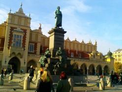 Statue in Main Square