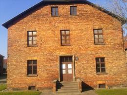 Auschwitz block