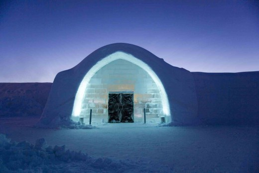 Top 10 most unusual hotels of the world hubpages for 10 unique hotels around the world