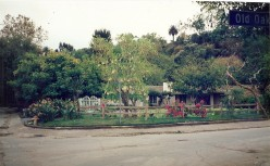Brentwood, Los Angeles - Ranch home on a large corner lot. Ideal as horse property.