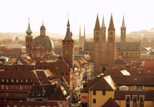 Dom - The Cathedral of Wurzburg