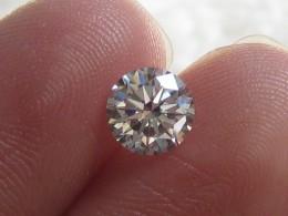 4 Carat Genuine Diamond Coated CZ Stone $250.00