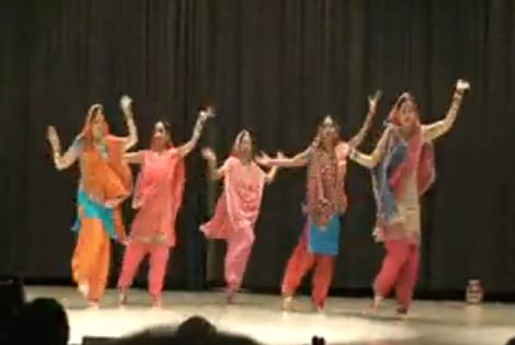 Baisakhi dance - New Year Festival