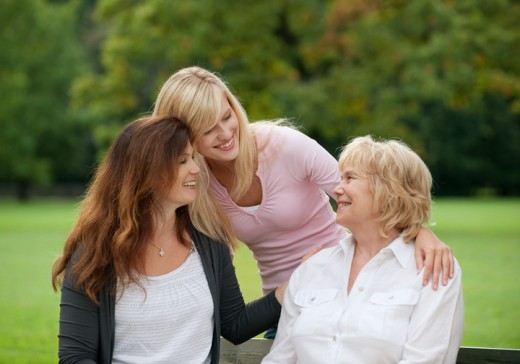 Family and friends can be a tremendous support in bulimia recovery.