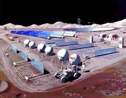 Lunar Manufacturing Facility