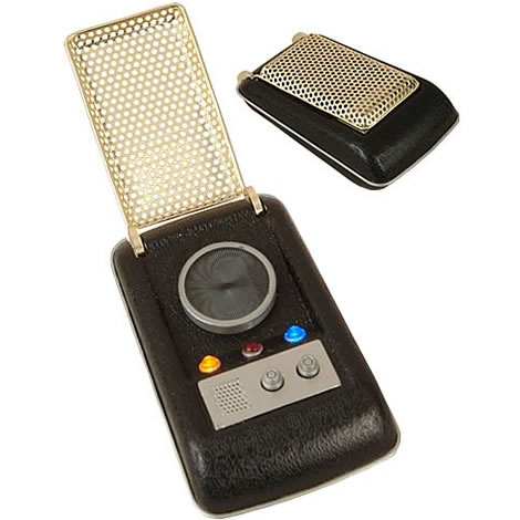 1960's Starfleet Communicator