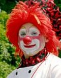 Many people have a fear of clowns, possibly starting from childhood.