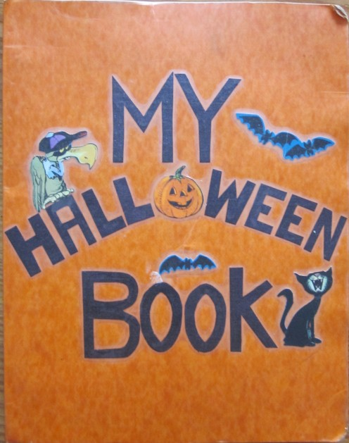 My Halloween Book