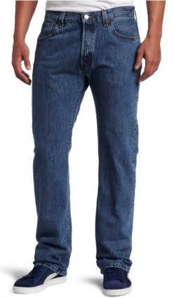 Levi's Men's 501 Jean – Why every man should have this legendary Levi's jean in his closet