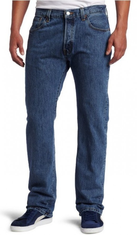 Levi's Men's 501 Jean – Why every man should have this legendary