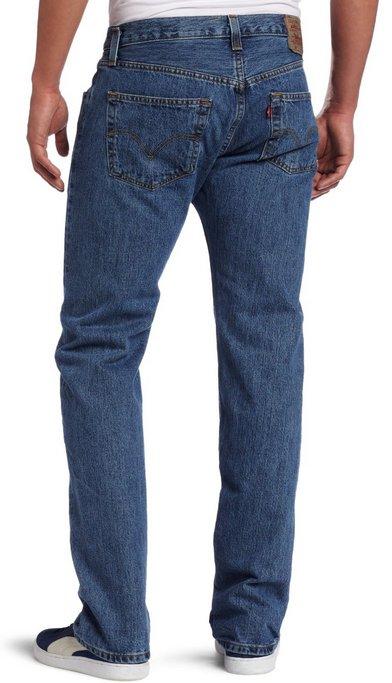 Levi's Men's 501 Jean - Back