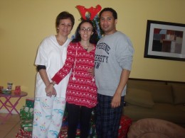 Love with my Family - Christmas Day