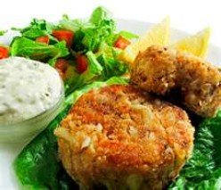Crabcake Recipe with a Caper Tartar Sauce...how to, by Upstate SC Grub Hub
