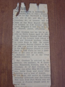 Newspaper obituaries are excellent sources for genealogy research