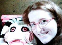 Me with Jigsaw Doll