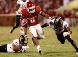 RB Dominique Whaley (Oklahoma)