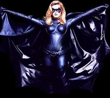 Alicia Silverstone's Batgirl