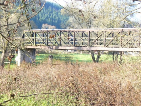 Georges Wagner Bridge, Sevenig