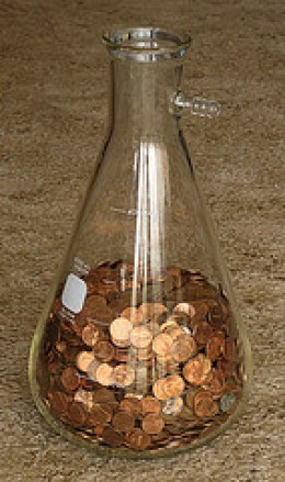 """Most people have heard the old saying, """"A penny saved is a penny earned."""""""