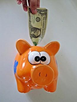 Turn pennies into dollars! Stretch that dollar!