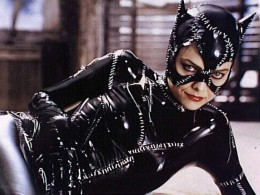 Michelle Pfeiffer as Catwoman in Batman Returns