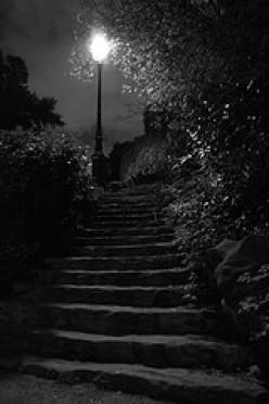 Dark Figure - a Poem about Darkness