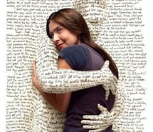 "A genuine hug can be worth more than a repetitive "" Love you."""