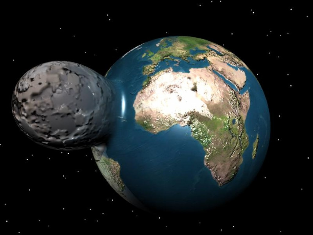 biggest asteroid to hit the earth - photo #20