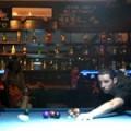 Pool table at CP