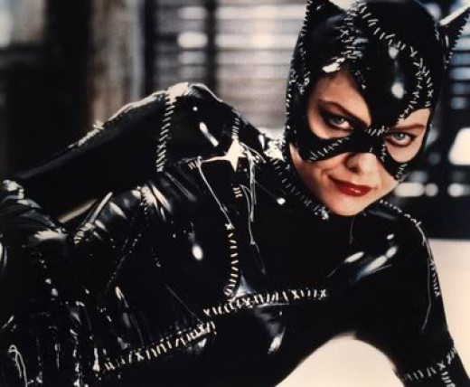 Sizzlin' Catwoman: Michelle Pfeiffer