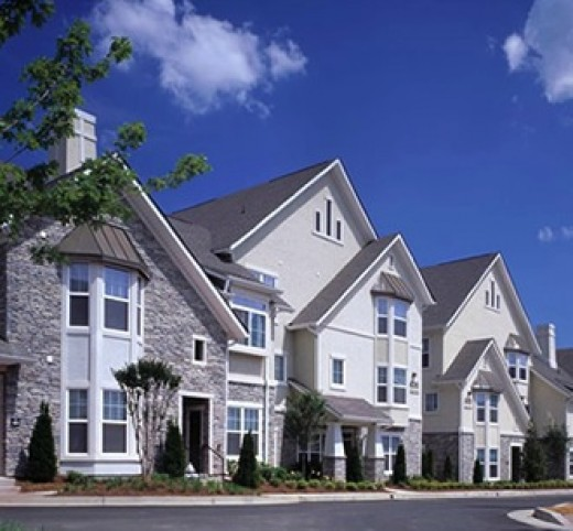 Low Income Tax Credit Housing Complex in Atlanta, GA