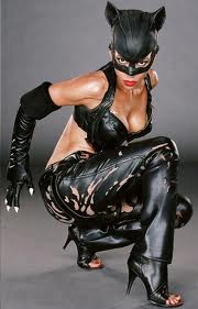 Too hot to touch, Catwoman Halle Berry