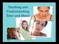 Teaching Tone and Mood - Lesson Plan Ideas and Video