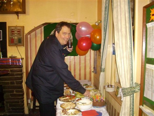John's 40th Birthday