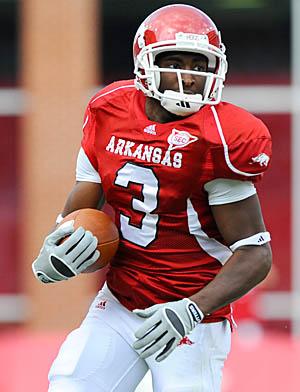 WR Joe Adams (Arkansas)