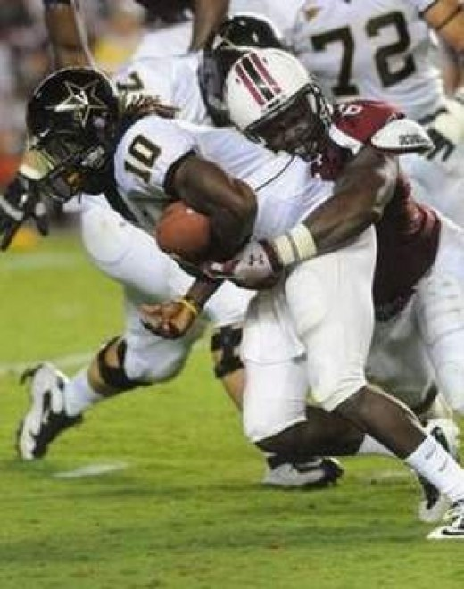 DE Melvin Ingram (South Carolina)