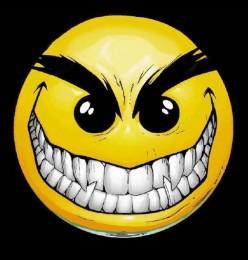 I keep smiling