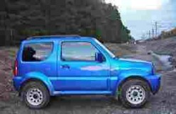 The Suzuki Jimny:  A Car Manufacturer Demonstrates Value and Integrity