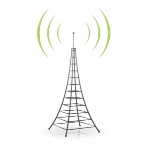 "Like any other ordinary radio station, you will be sending ""the signal"" , to the listeners, just the main difference is that you're sending yours over the cable - and, the streaming is depending on Internet speed of You and your listeners/clients."