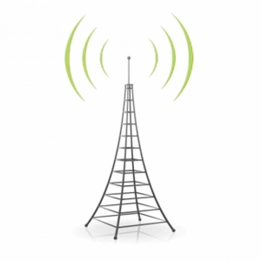 """Like any other ordinary radio station, you will be sending """"the signal"""" , to the listeners, just the main difference is that you're sending yours over the cable - and, the streaming is depending on Internet speed of You and your listeners/clients."""