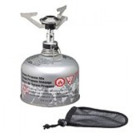 Coleman ultralight exponent f1 backpacking stove