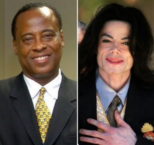 Dr. Murray and Michael Jackson